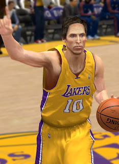 Steve Nash Mods (Fixed Hair & Face) for NBA 2K13 PC