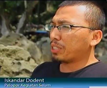 Iskandar Dodent - Pemerhati Kota Sabang