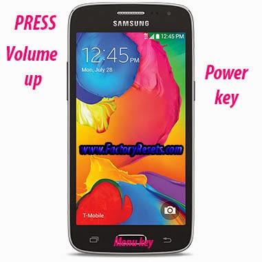 Hard Reset Samsung Galaxy Avant SM-G386