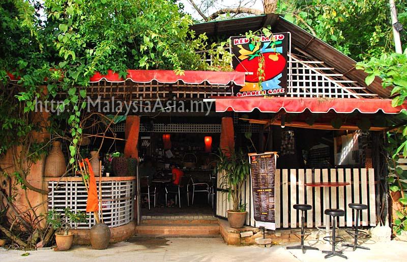 Red Tomato Cafe Langkawi