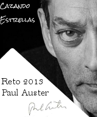 Reto 2013 Paul Auster.