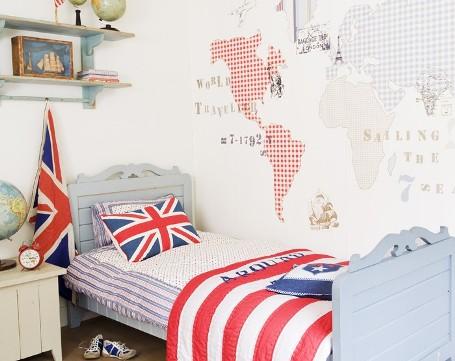 decora y adora: inspiración dormitorio niños/Inspiration boy's bedroom