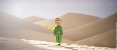 A kis herceg, animáció, Antoine de Saint-Exupéry, film, irodalom, kultúra, Mark Osborne,