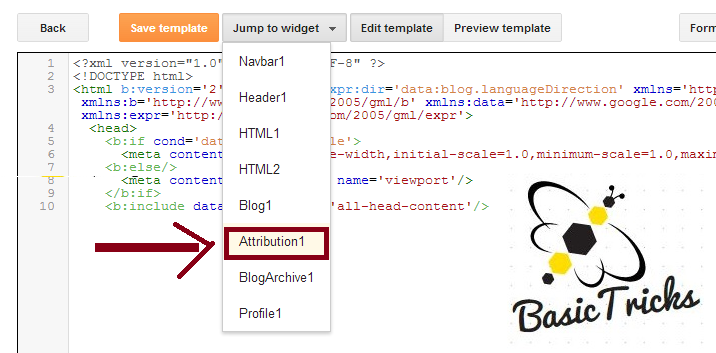 remove-powered-by-blogger-attribution