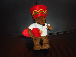 Rastamouse Plush Toy