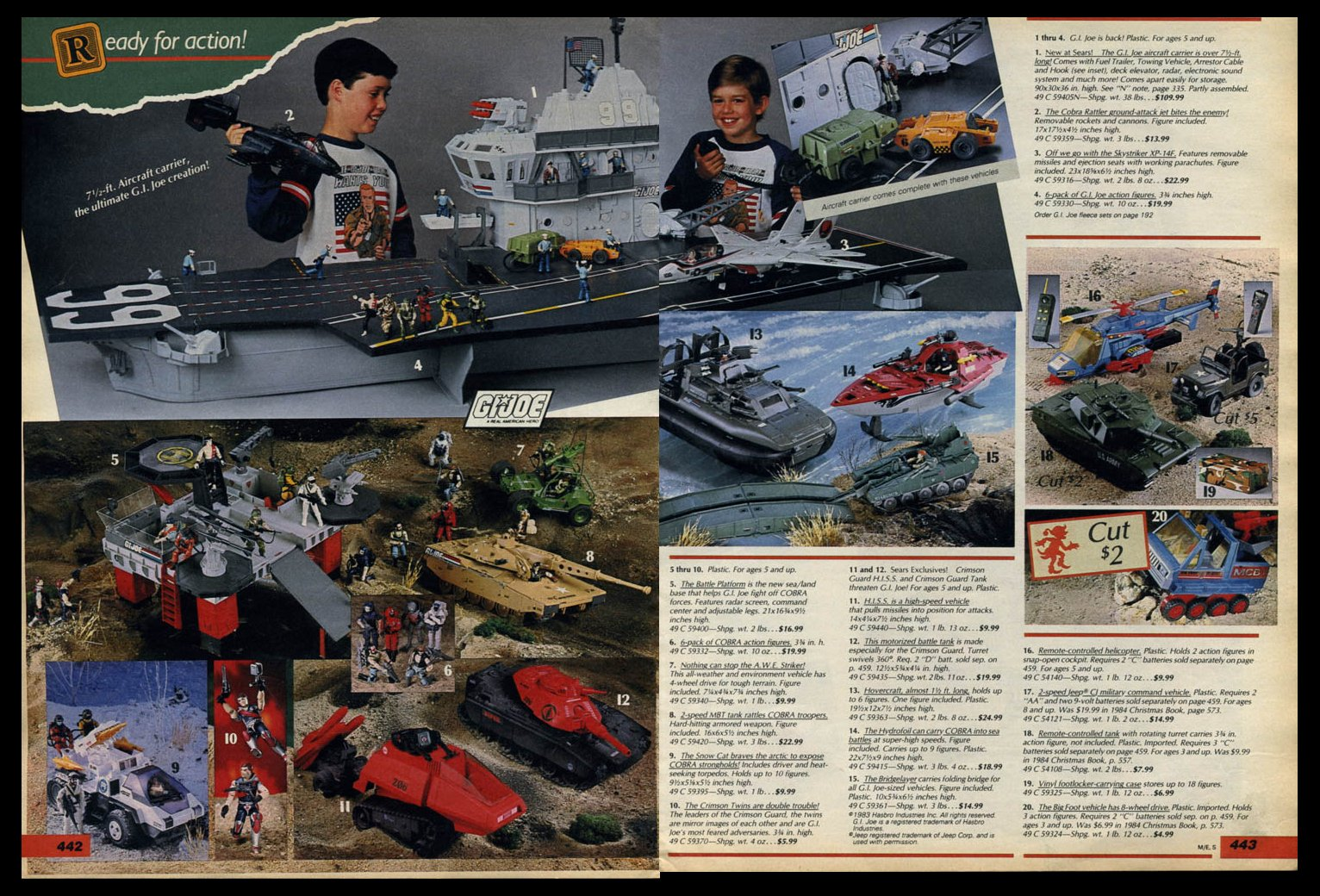 sears christmas catalog 1985 - Sears Christmas Catalog