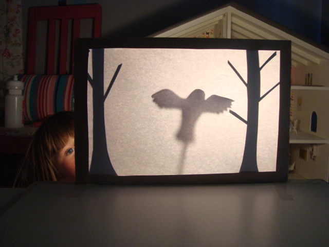 Mousehouse Diy Shadow Puppet Theatre