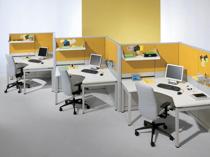 Disenho y muebles muebles de oficina modulares for Que es mobiliario de oficina