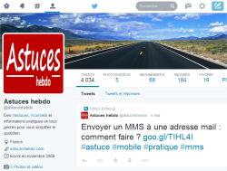 nouveau profil Twitter Astuces hebdo (miniature)