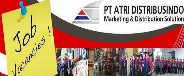 PT Atri Ditribusion Job Lokers Aceh