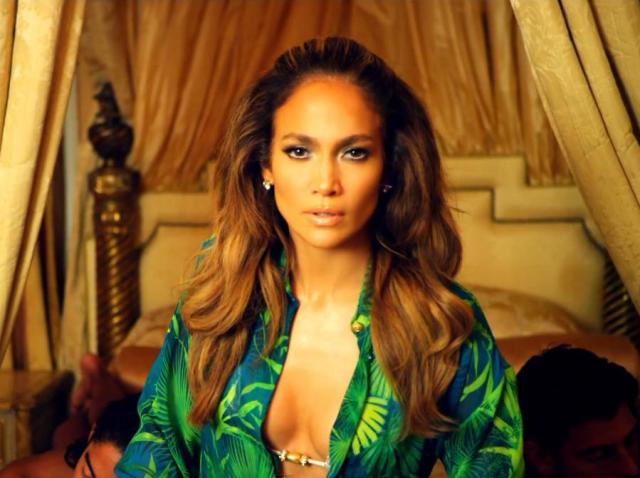 Jennifer Lopez junto a French Montana I Luh Ya Papi