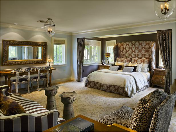 African Bedroom Decorating Ideas such a fine idea for a bedroom