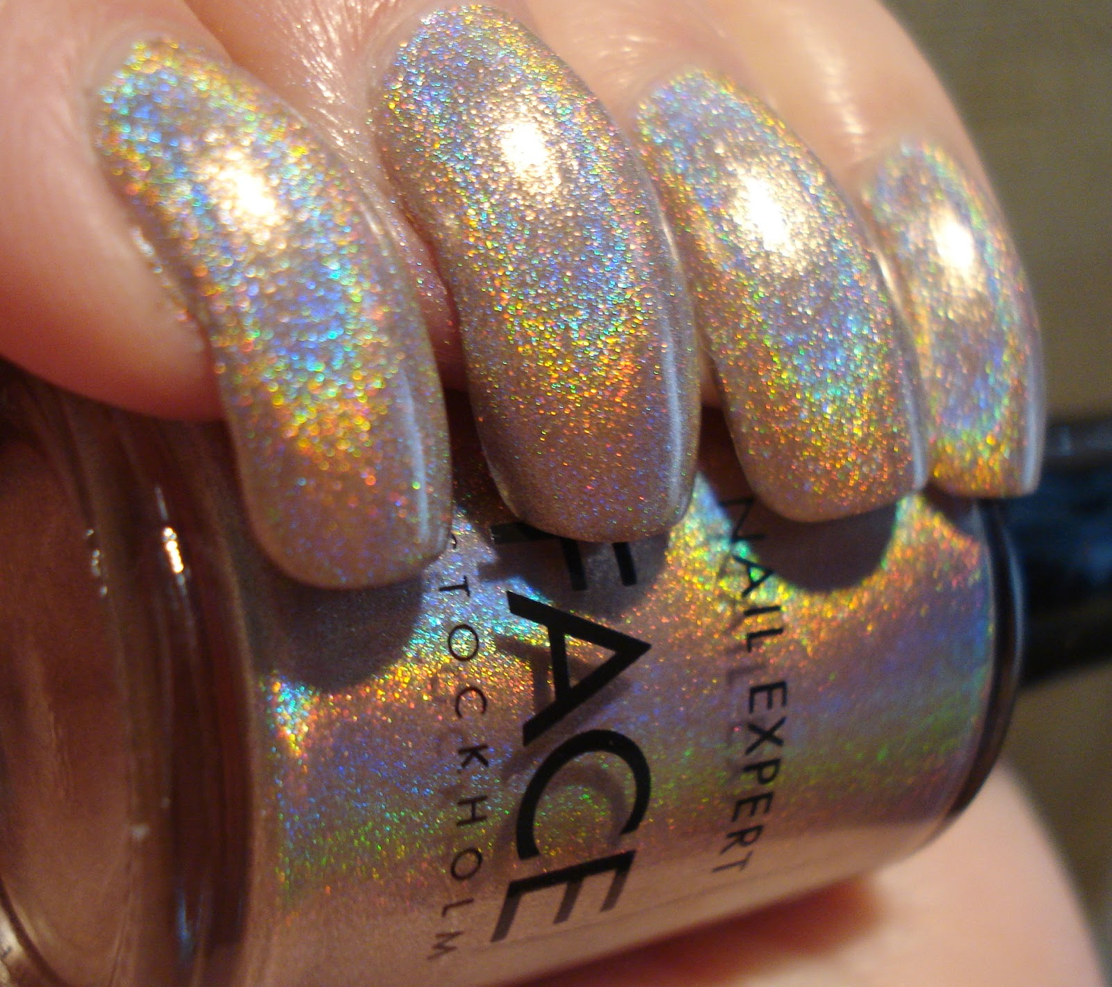 Little Miss Nailpolish: Face Stockholm Leto - swatches and review