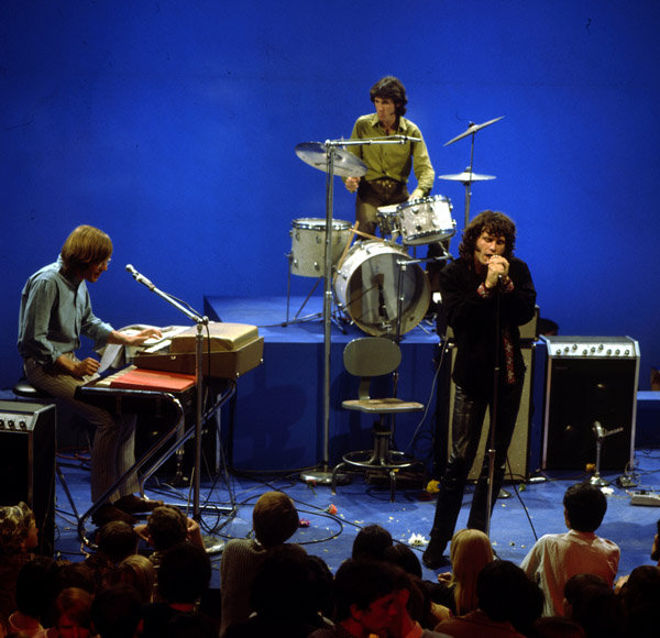The Doors - 1967-1968 Live (VAR/FLAC) & T.U.B.E.: The Doors - 1967-1968 Live (VAR/FLAC) Pezcame.Com