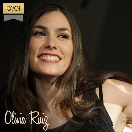 1 de enero | Olivia Ruiz - @OliviaRuizOffic | Info + vídeos