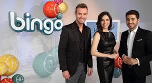 El bingo en la televisión