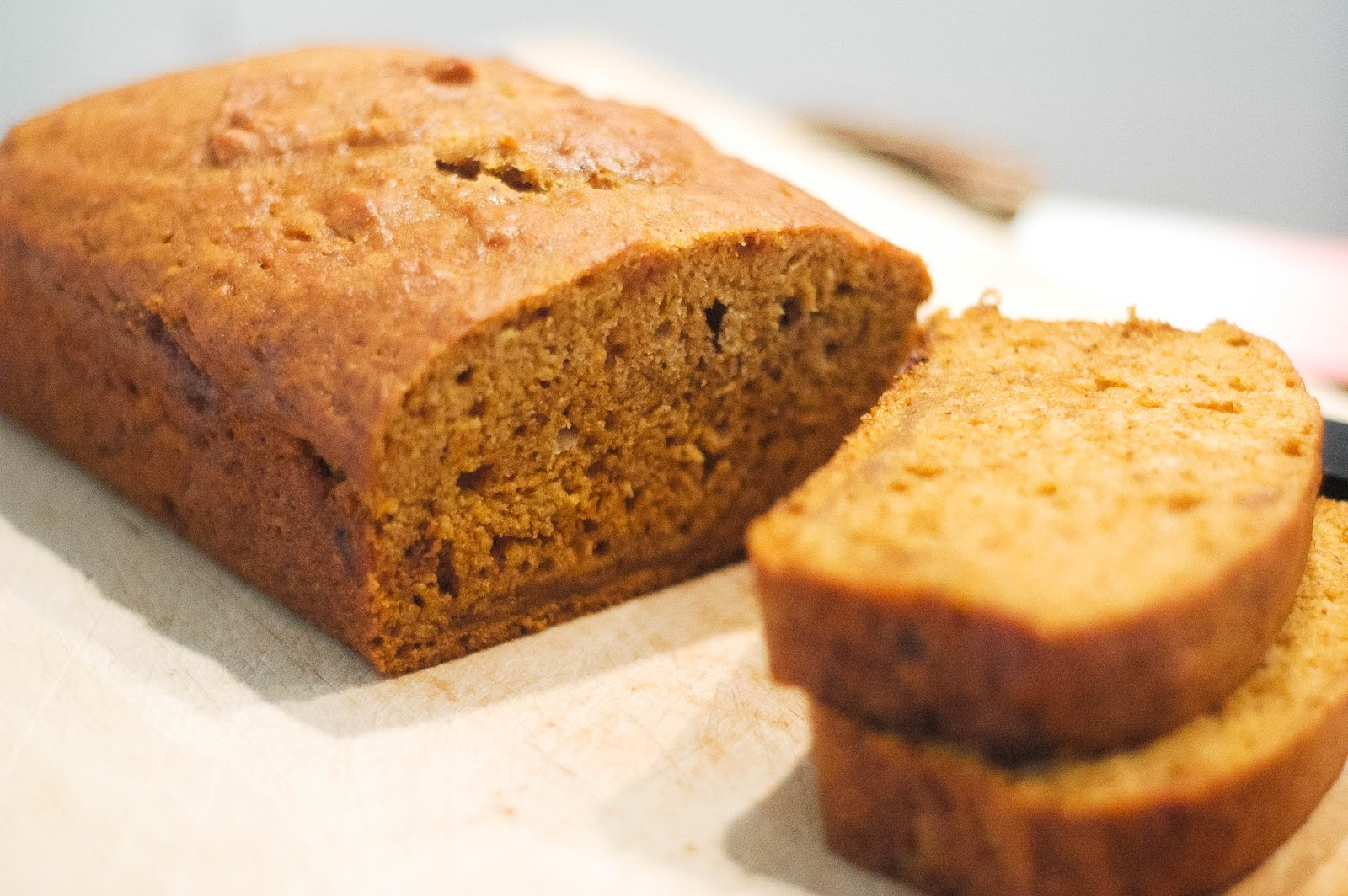 Safely Gathered In: Food Storage Friday: Pumpkin Bread