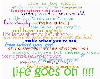 live life quotes