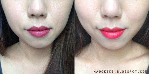 Revlon Matte Balm 225 Sultry 210 Unapologetic Swatch