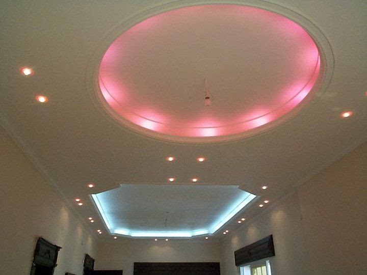 Cool Exclusive False Ceiling Designs For Living Room And Hidden Lighting Luxurious Chandelier