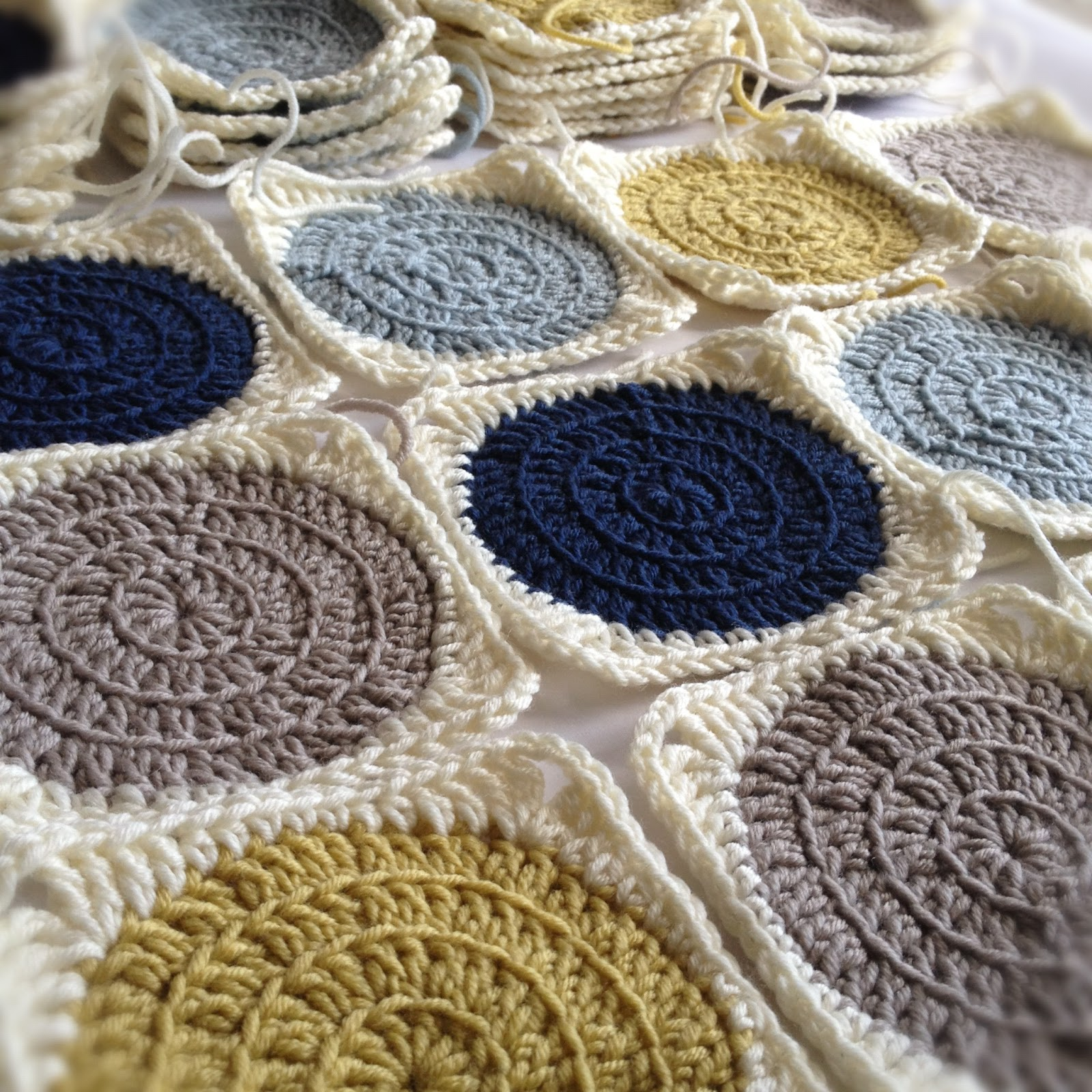 Crocheting In A Circle : Disclaimer: Please do not sell my patterns or claim them as your own.