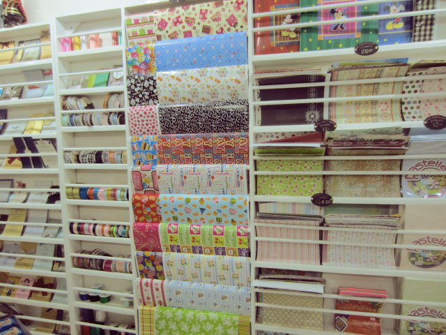 Aicha Amano Places Paperrockscissors The Perfect Craft Store In Davao