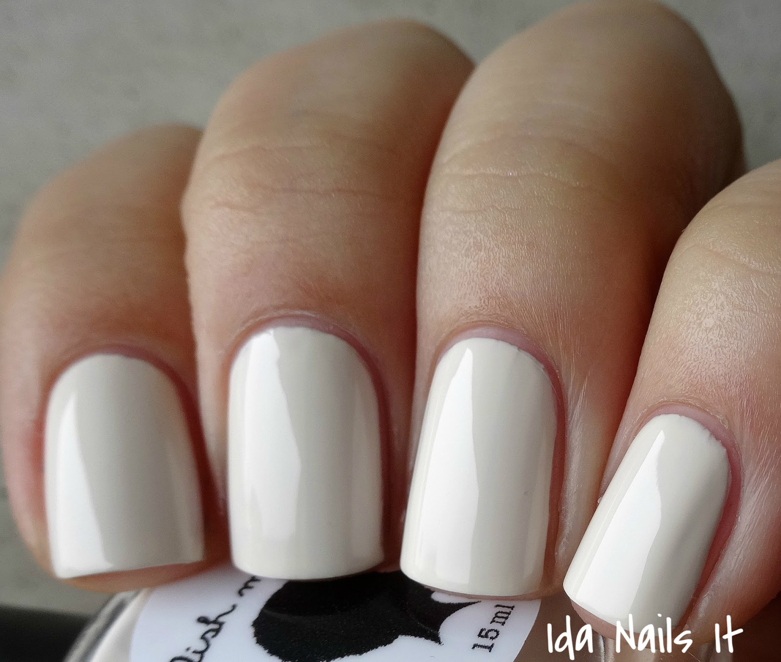 Ida Nails It: Polish My Life Bare Undies Trio: Swatches and Review