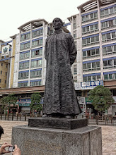 Estatua Ip Man