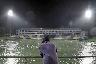 Sri Lanka vs New Zealand 1st T20 Match abandoned due to rain at Pallekelle