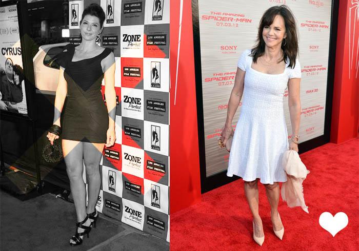 MINHA MÃE QUER SER MOCINHA_Marisa Tomei_Sally Field_vestidos para senhoras_guarda roupa para quem tem 40 anos_vestido de festa simples_vestido branco