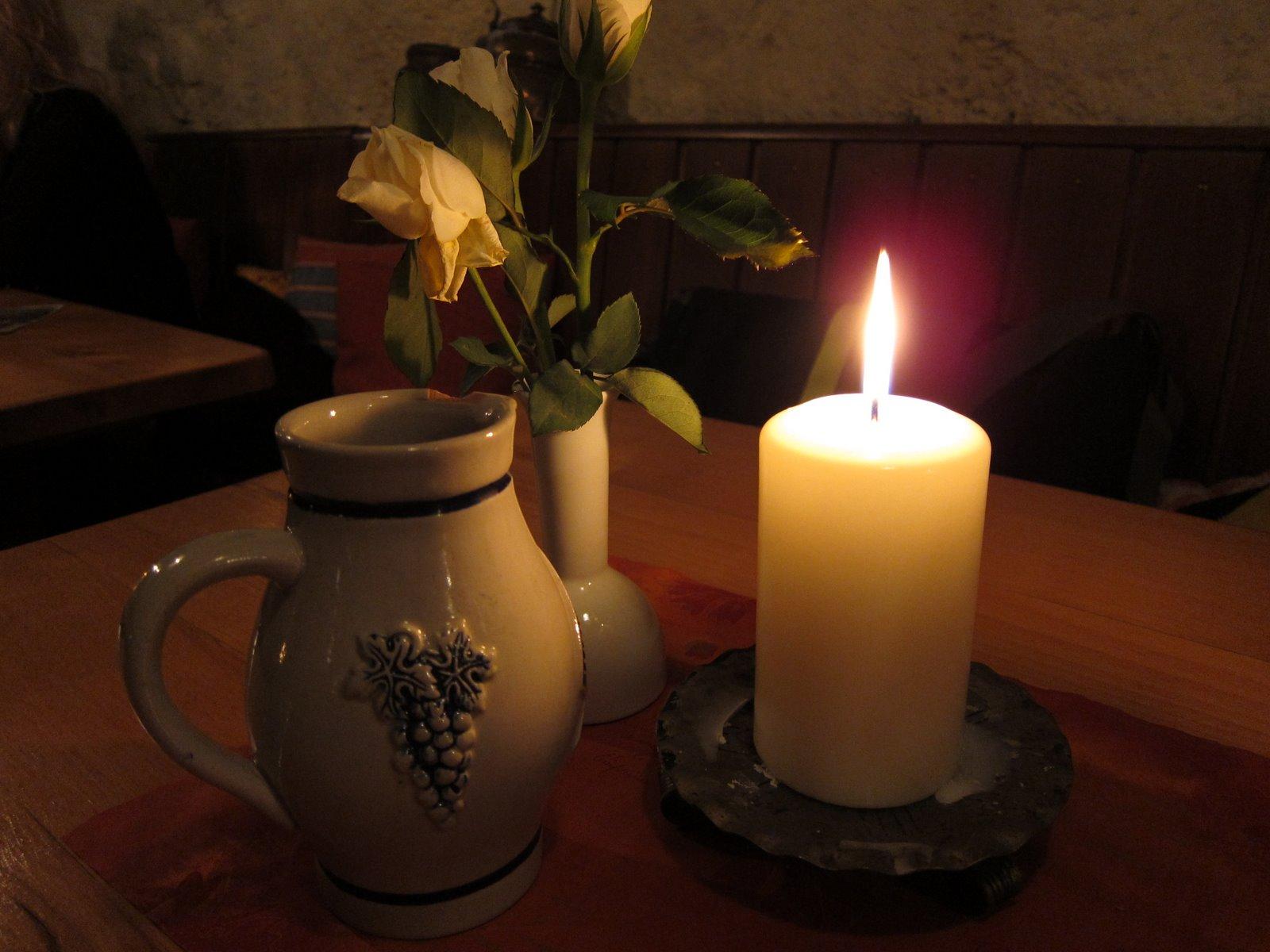 candle light dinner baden baden