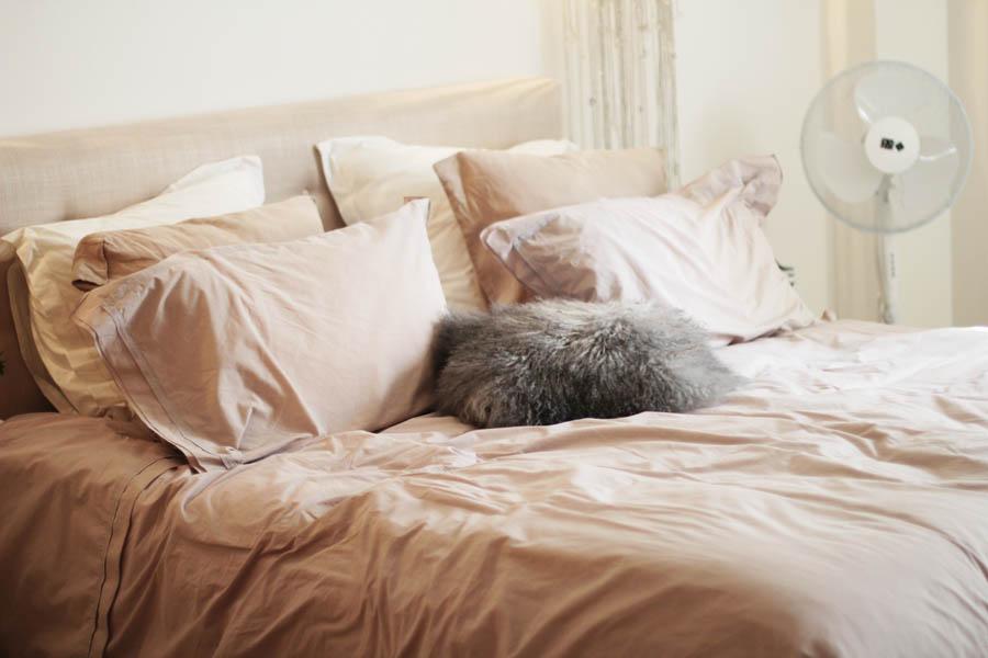bett schlafen airbnb