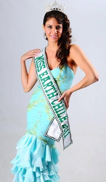 Camila Stuardo,Miss Earth Chile 2011,CamilaStuardo