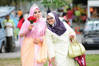 Her Wedding Day! 28 Jan 2012