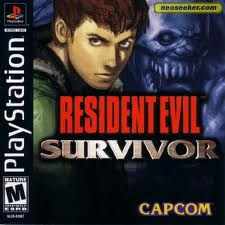 Download - Resident Evil - Survivor - Nemesis - PS1 - ISO