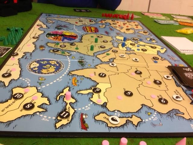 Case Blue Board Game : Detective a modern crime game first impressions johnhqld