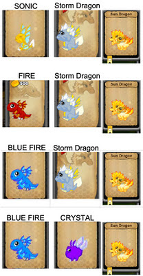 dragons dragonvale