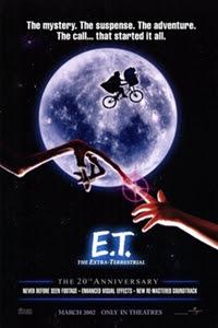 E.T. The Extra Terrestrial อี.ที. เพื่อนรัก