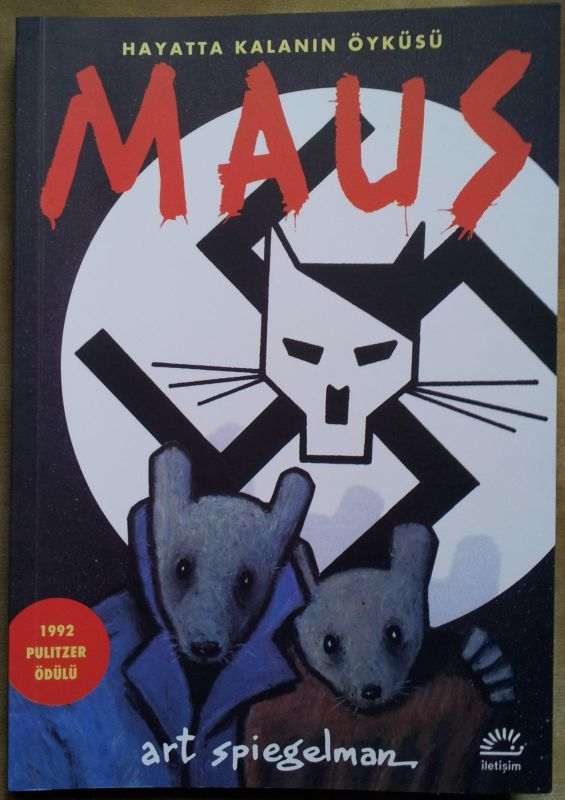 essay on maus themes Art spiegelman's maus: its literary offspring is widely acclaimed, especially the subject of this essay, art spiegelman's maus.