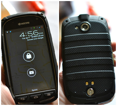 Torque tough a rugged smartphone