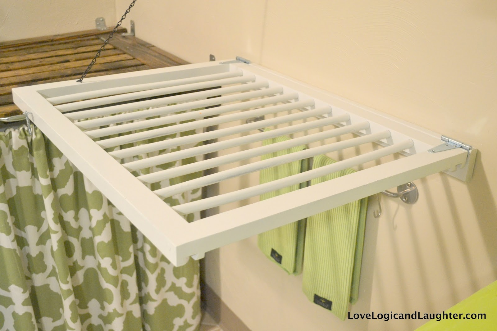 walmart com ip white drying folding rack whitmor
