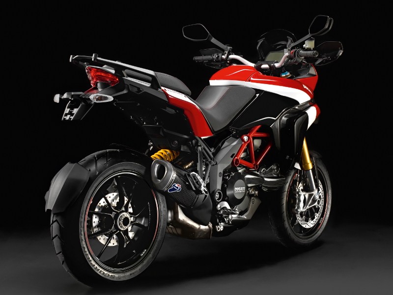 NEW MODIFICATION  Ducati Multistrada 1200S Pikes Peak Review