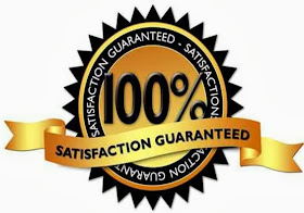 SATISFACTION GUARANTEE 1:1