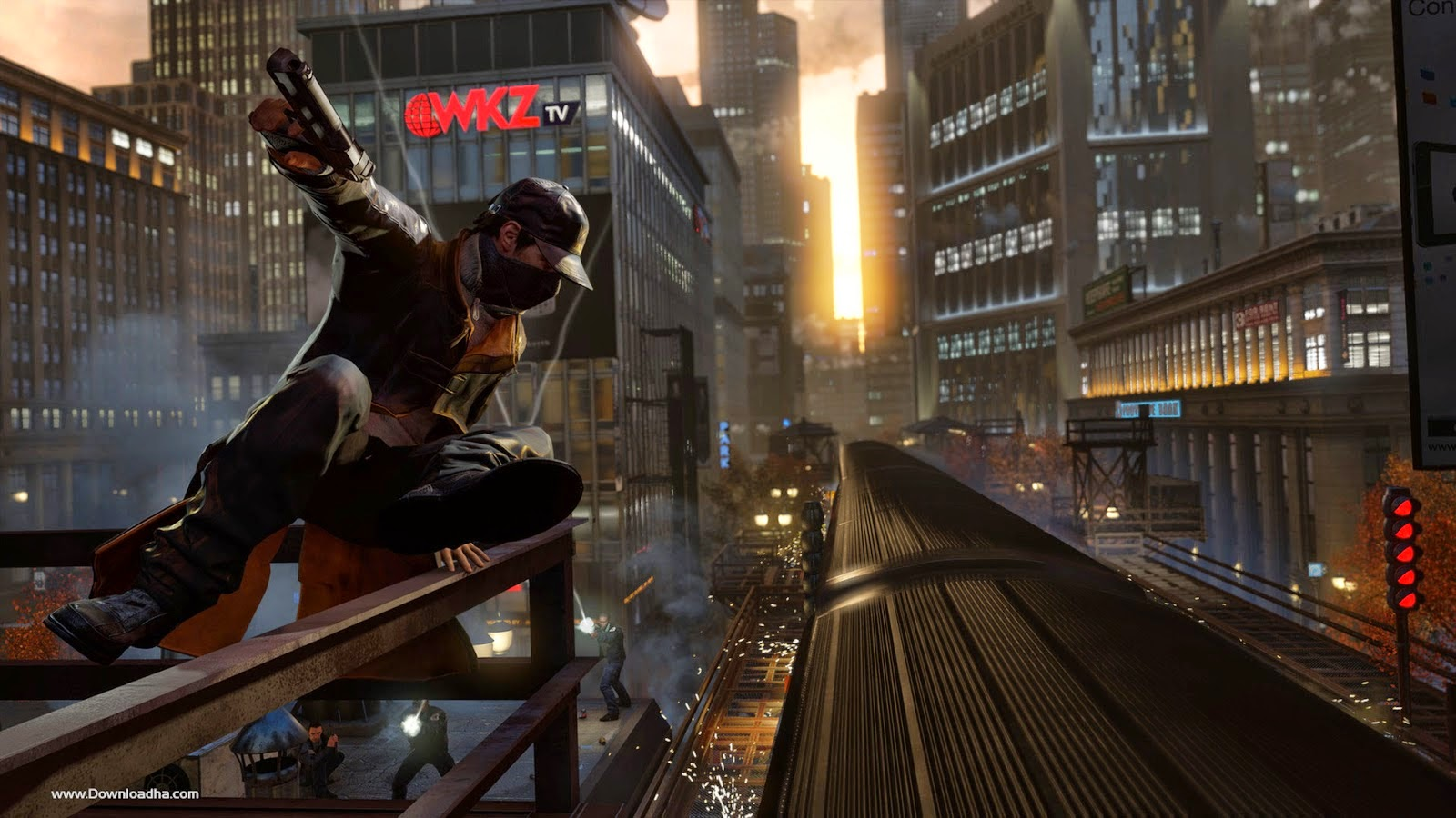 Watch Dogs  There Is No Disk