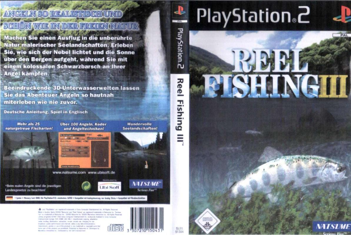 Download game reel fishing 3 ps2 full versi0n iso for pc for Reel fishing game