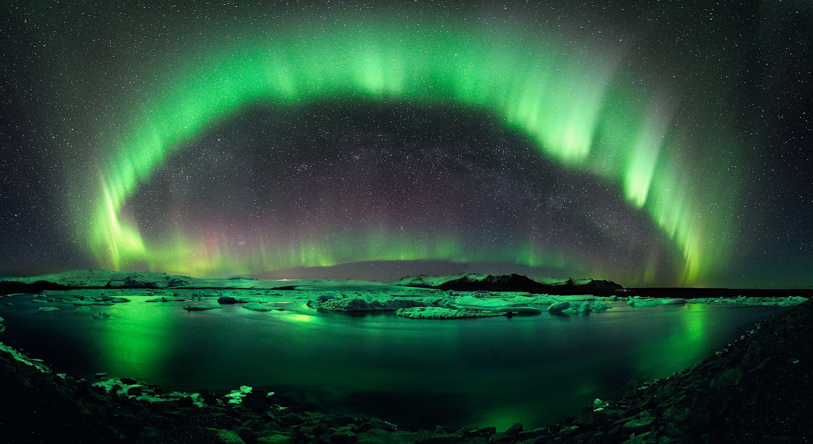 20 Stunning Aurora Borealis Pictures Cool Things Collection
