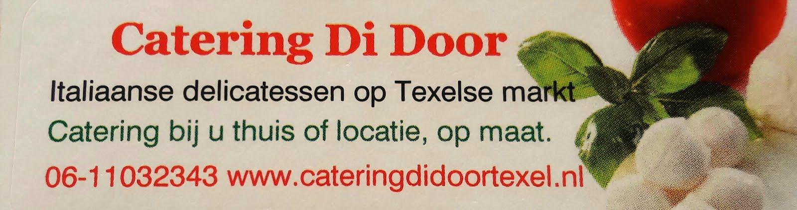 catering di door texel