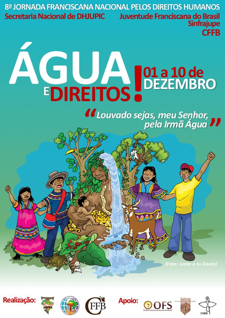 8ª JORNADA FRANCISCANA NACIONAL PELOS DIREITOS HUMANOS