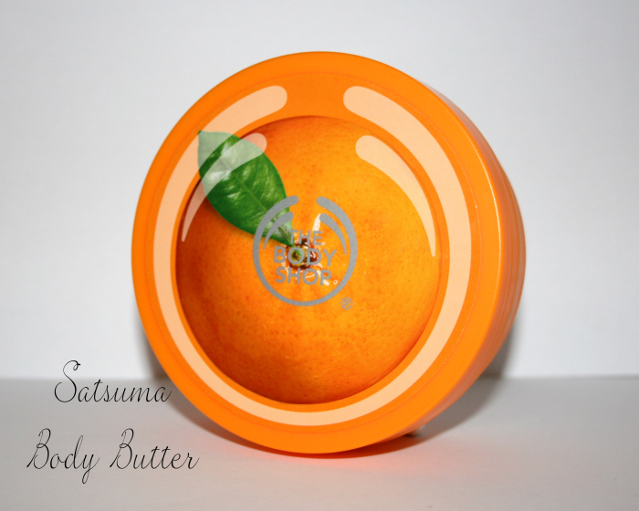 Satsuma Body Butter Review
