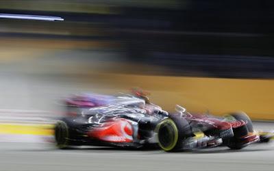 Έκλεψαν τιμόνι από μονοθέσιο της F1!
